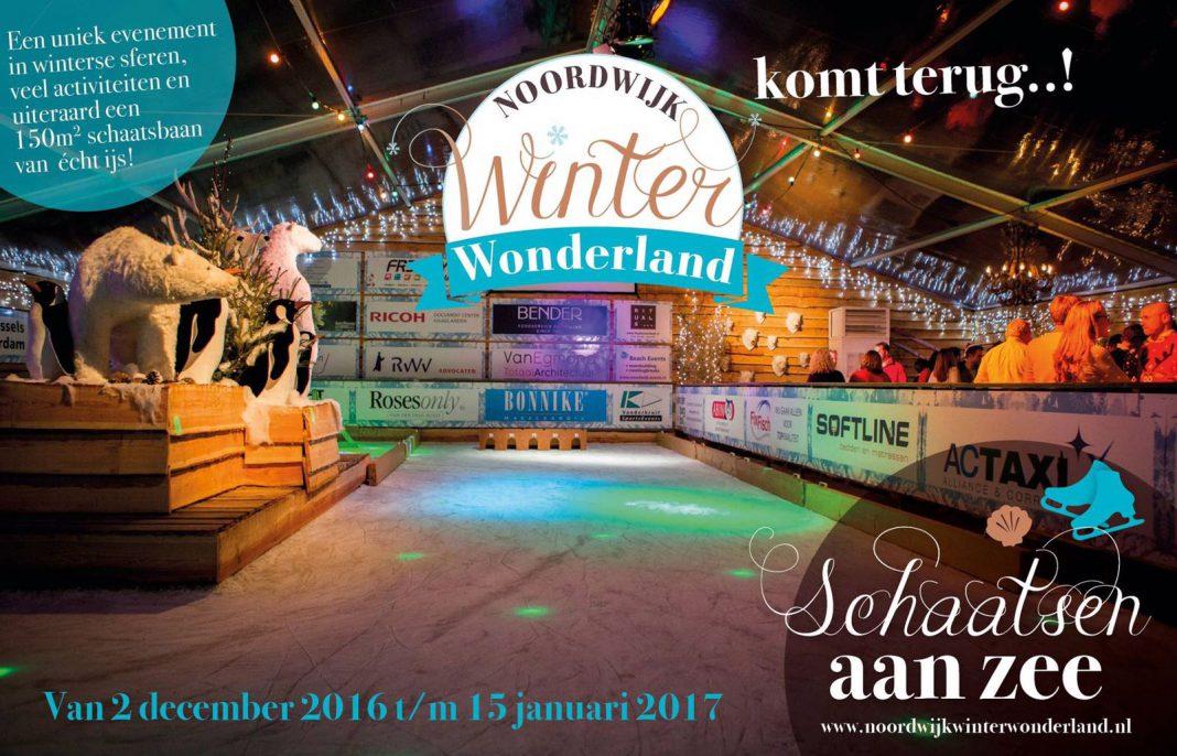 Schaatsen Aan Zee In Noordwijk Leven Magazine